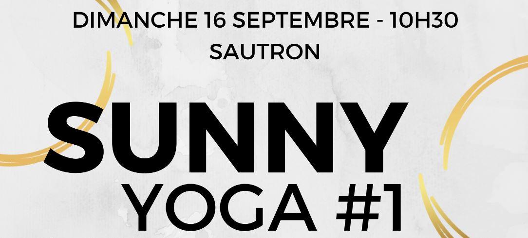 SUNNY YOGA #1