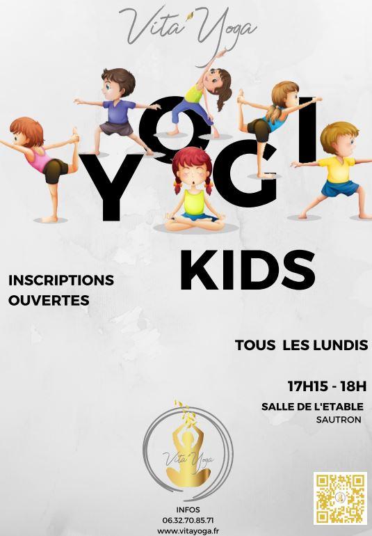 YOGI KIDS de 5 à 10 ans