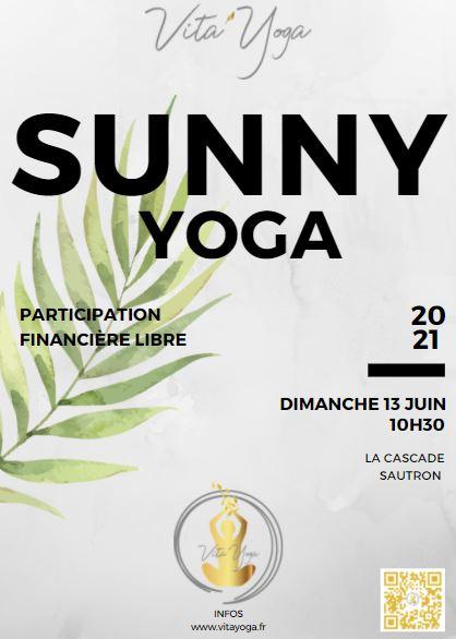 Sunny Yoga 13 juin 2021